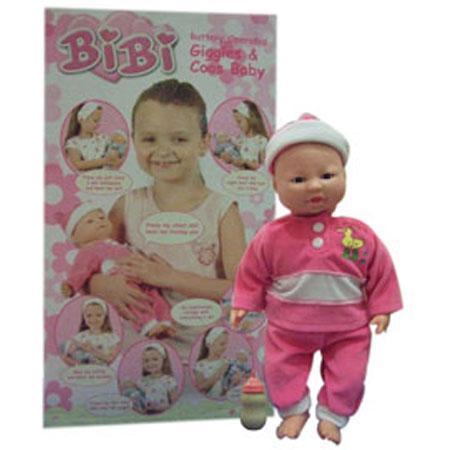 JUAL MURAH BONEKA BAYI BIBI GIGGLES N COOS BABY BOYS  4501a66d94