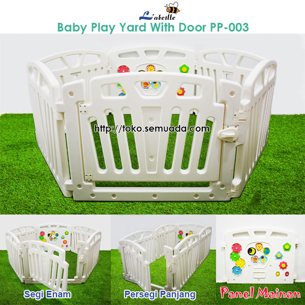 Play Yard Arena Bermain Jual Pagar Main Labeille Baby