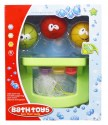 BATH TOYS BASKETBALL
