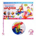 JUAL MURAH MULTIFUNCTIONAL EDUCATION WALKER 2-IN-1 | TOKO SEMUADA | BUNDA SALSABILA