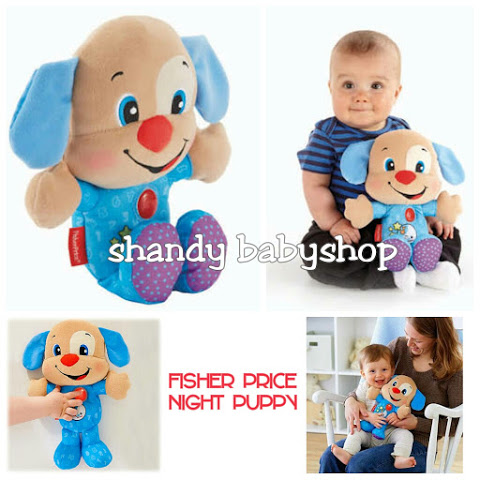 JUAL MURAH BONEKA FISHER PRICE - LAUGH & LEARN: LEARNING PUPPY | TOKO SEMUADA | BUNDA SALSABILA